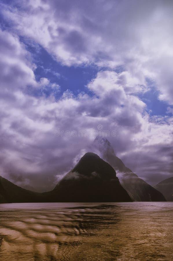 Het Geluid van bergmilford stock afbeelding