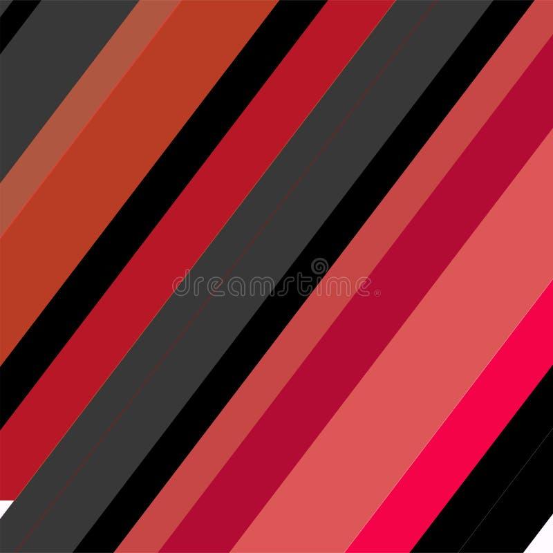 Het in geometrische ontwerp van de groetkaarten van elementenmemphis Retro stijltextuur, patroon en elementen Moderne abstracte o royalty-vrije stock afbeelding