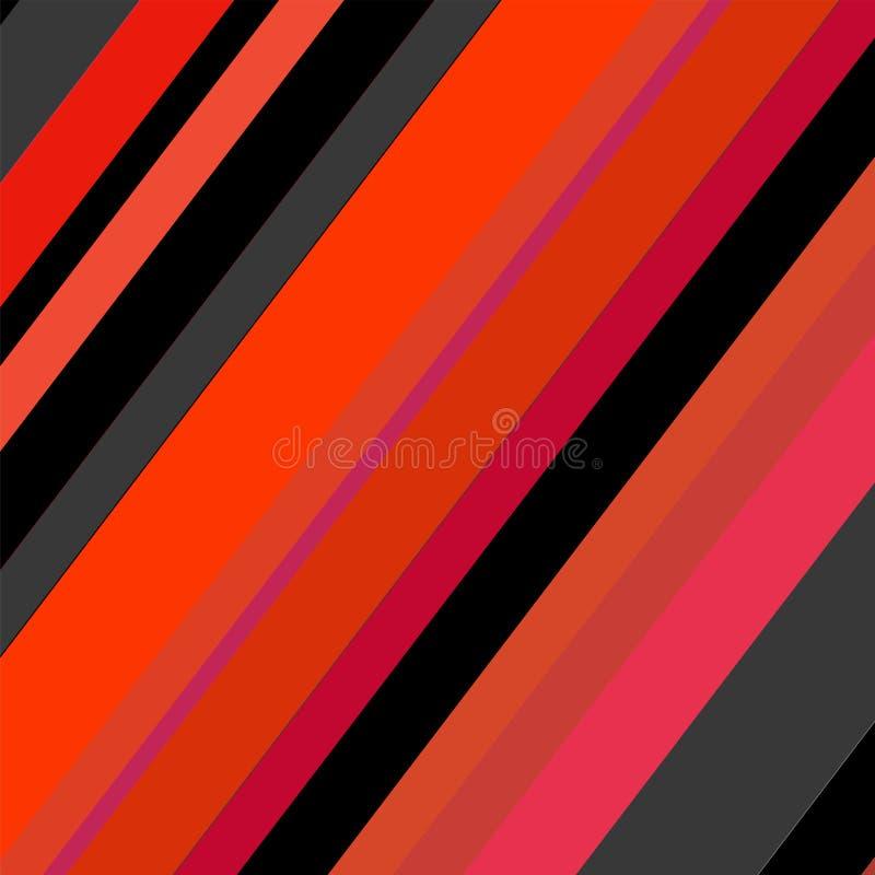 Het in geometrische ontwerp van de groetkaarten van elementenmemphis Retro stijltextuur, patroon en elementen Moderne abstracte o royalty-vrije stock afbeeldingen