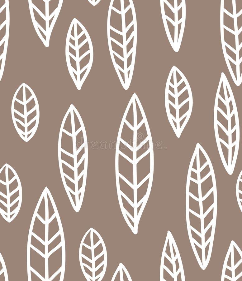 Het geometrische patroon vector illustratie