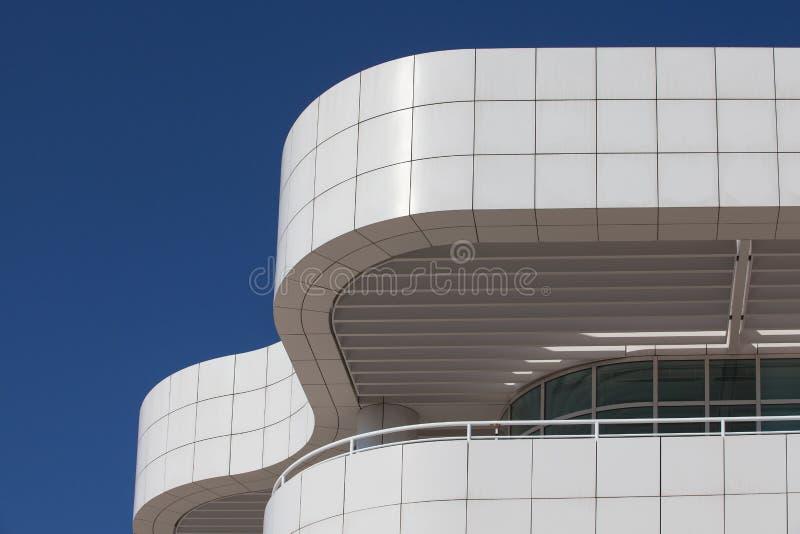 Het Getty-Centrum stock fotografie