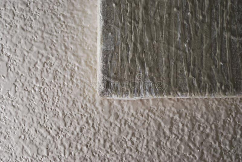Het geweven Schilderen op Geweven Muur royalty-vrije stock foto's