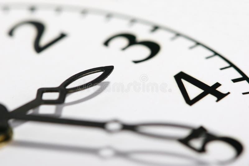 Het gezicht van het horloge royalty-vrije stock foto's
