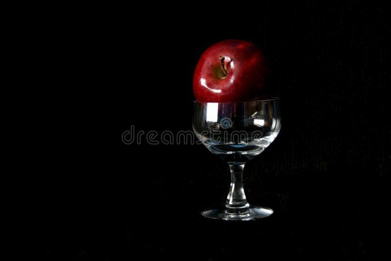 Download Het Glas Van De Appel En Van De Wijn Stock Foto - Afbeelding: 47298