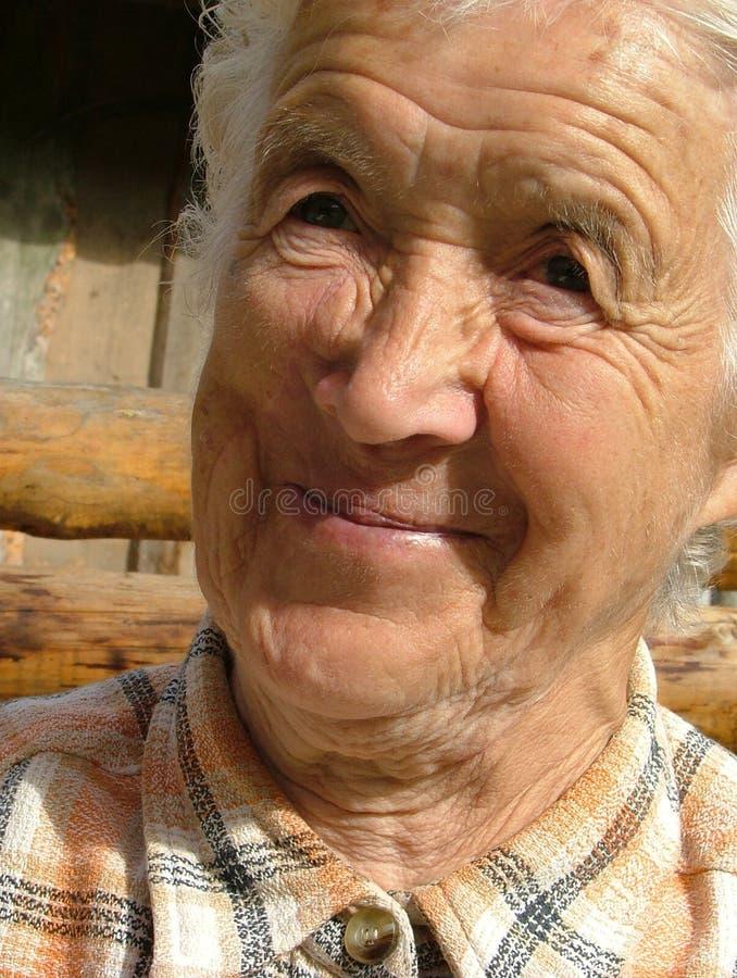 Het glimlachen stock fotografie