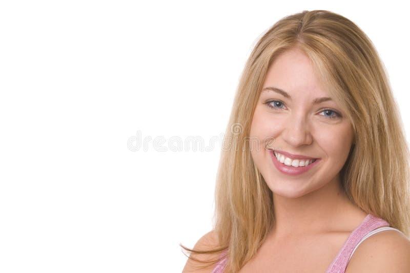 Het glimlachen Schoonheid royalty-vrije stock fotografie
