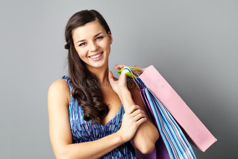 Download Het goede winkelen stock foto. Afbeelding bestaande uit vrolijk - 29514736