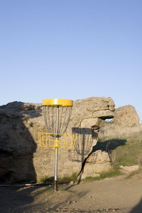 Het Golf van Frisbee - FOLF royalty-vrije stock fotografie