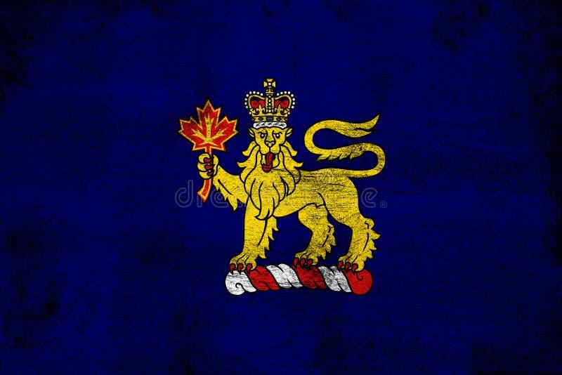 Het gouverneur-algemeen van Canada stock illustratie