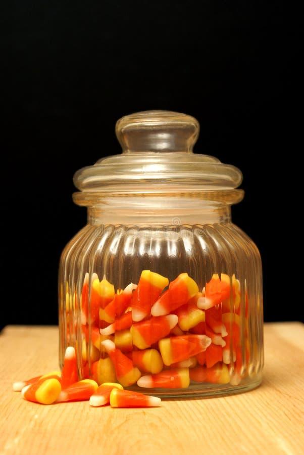 Het Graan van het suikergoed stock fotografie