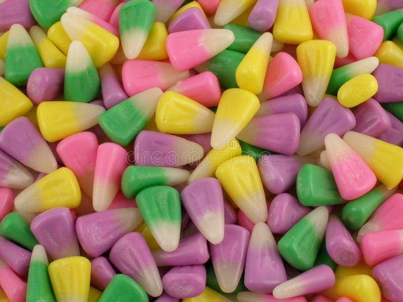 Het graan van het suikergoed stock afbeelding