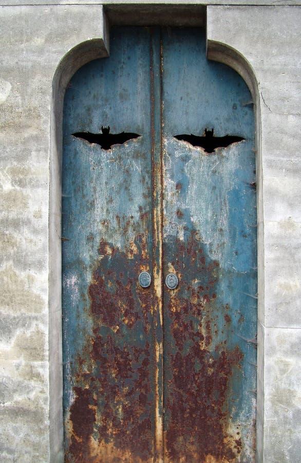 Het Graf van de batman royalty-vrije stock afbeelding