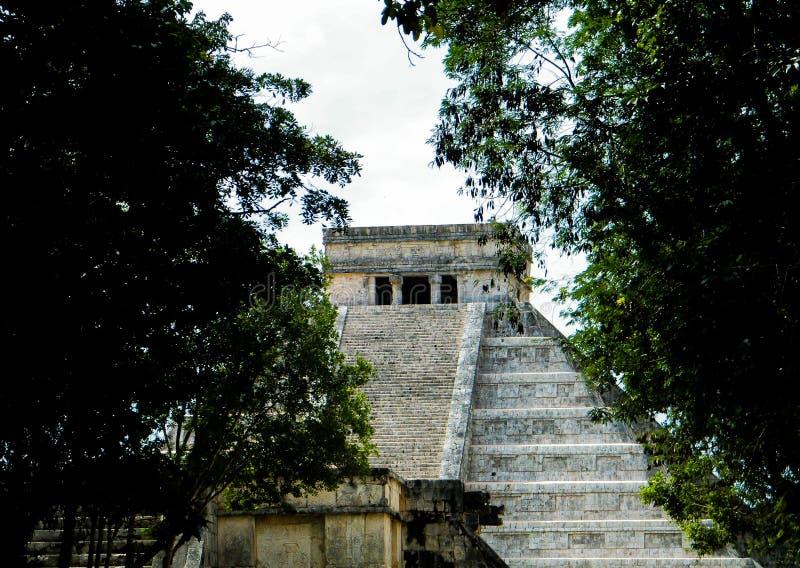 Het graf van de hoge priester royalty-vrije stock foto