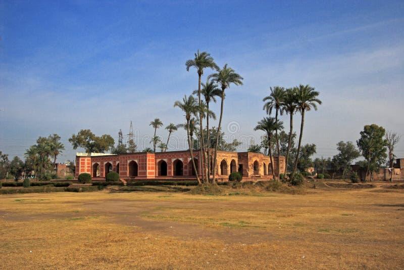 Het Graf van Jehan van Noor, Lahore royalty-vrije stock foto's