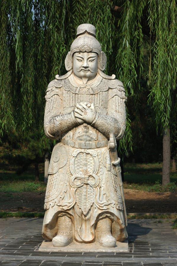 Het Graf van Ming stock foto