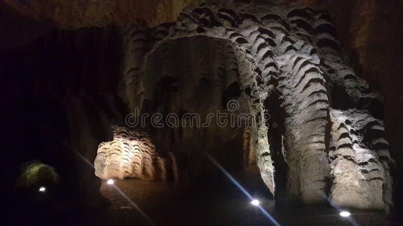 Het Griekse historische hol van HERCULES stock foto's
