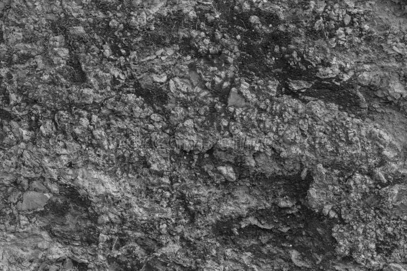 Het grijs van de rotstextuur stock fotografie