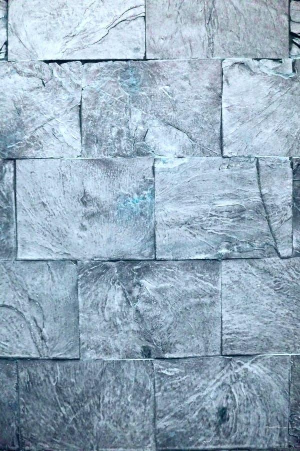Het grijze patroon van de muurtextuur royalty-vrije stock afbeelding