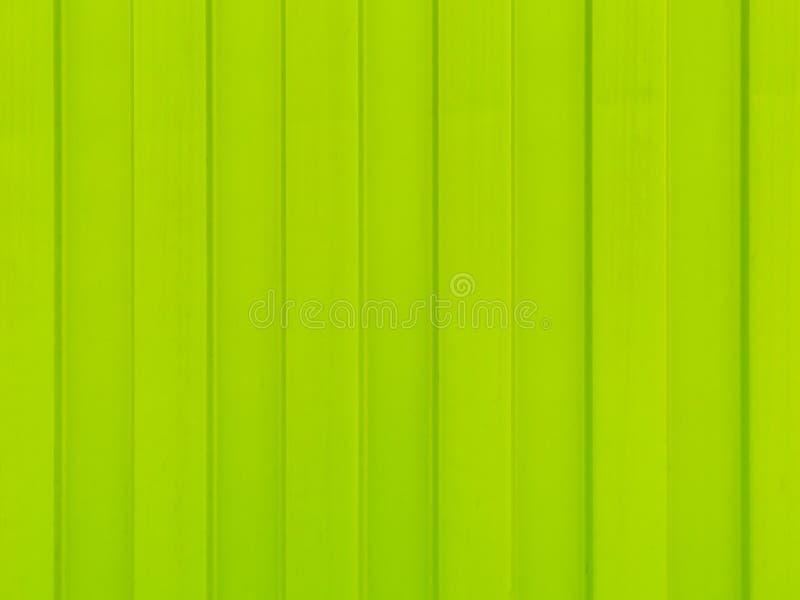 Het groene blad van het kleurenmetaal royalty-vrije stock foto's