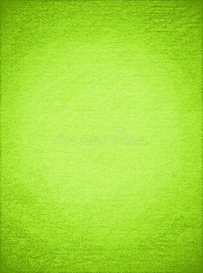 Het Groene Geweven Document van het neon royalty-vrije stock afbeeldingen