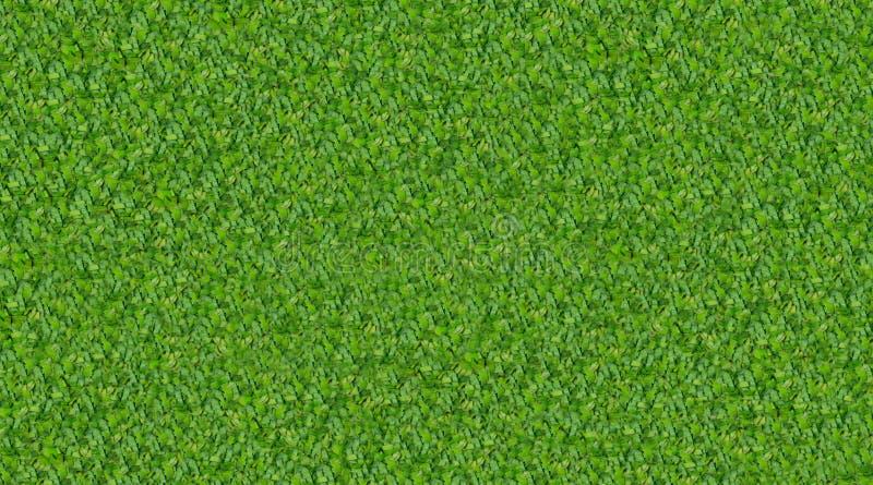 Het groene vegetarische patroon van de Achtergrondprei verse heldere verscheurde basis stock fotografie