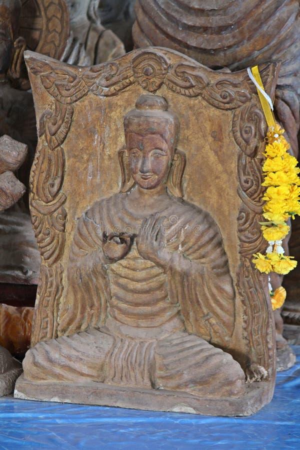 Het grote cijfer dat tot Boeddhisme en Brahmaan behoort royalty-vrije stock afbeeldingen