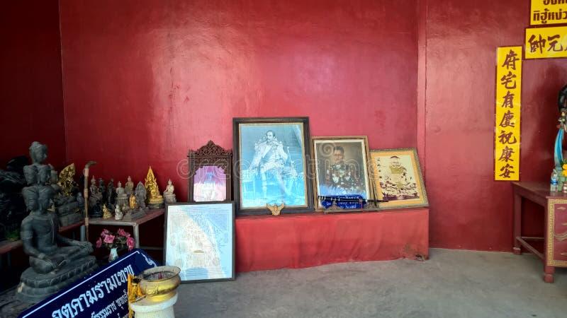 Het grote Museum van Boedha stock afbeelding