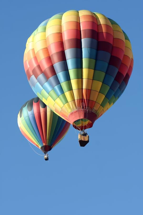 Het grote Ras van de Ballon Reno royalty-vrije stock afbeeldingen