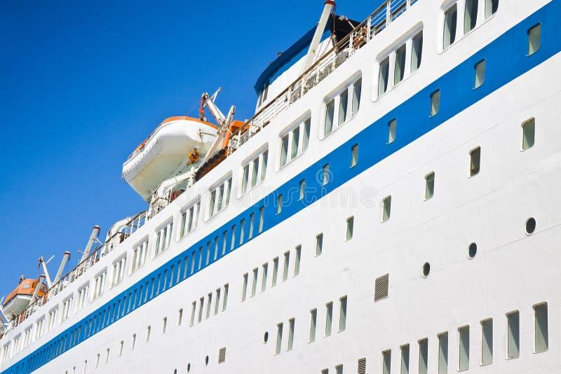 Het grote Schip van de Cruise royalty-vrije stock fotografie