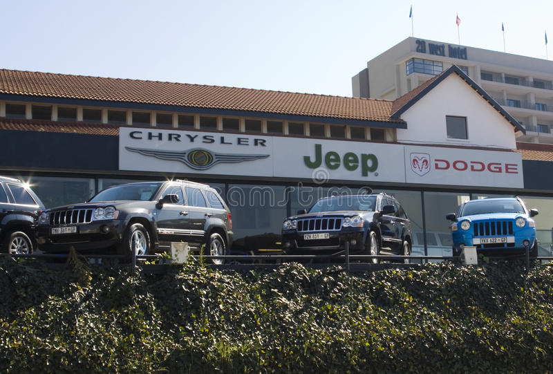 Het Handel drijven van de auto royalty-vrije stock afbeelding