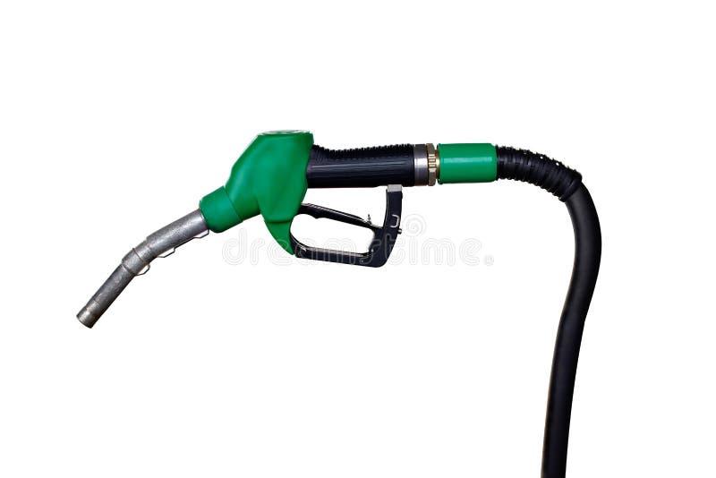 Het handvat van het benzinestation royalty-vrije stock fotografie