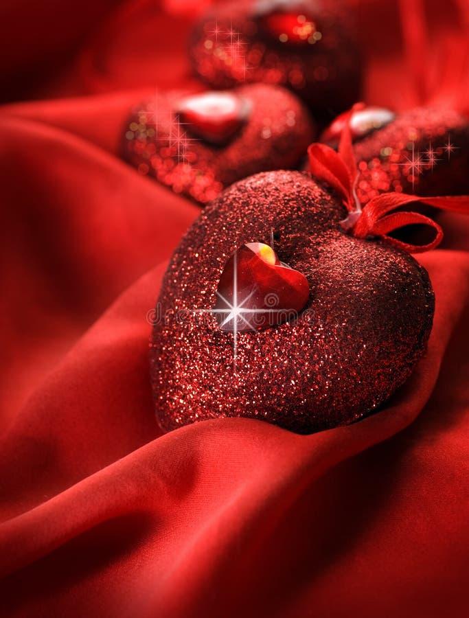Het Hart van de valentijnskaart