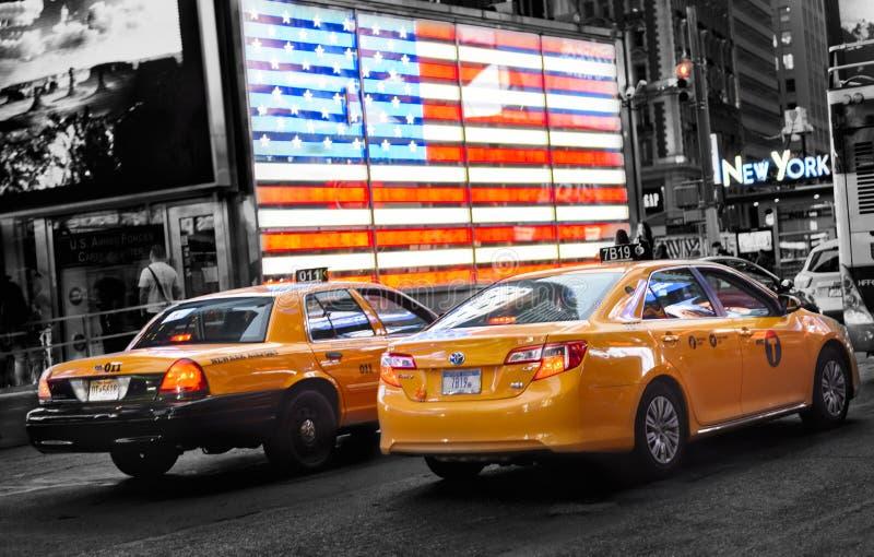 In het hart van New York royalty-vrije stock fotografie