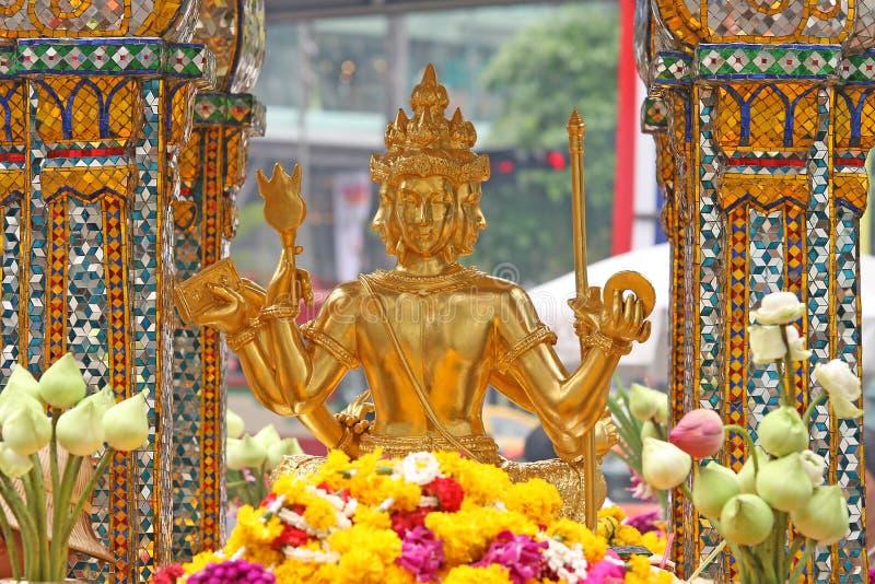 Het Heiligdom van Erawan royalty-vrije stock afbeelding