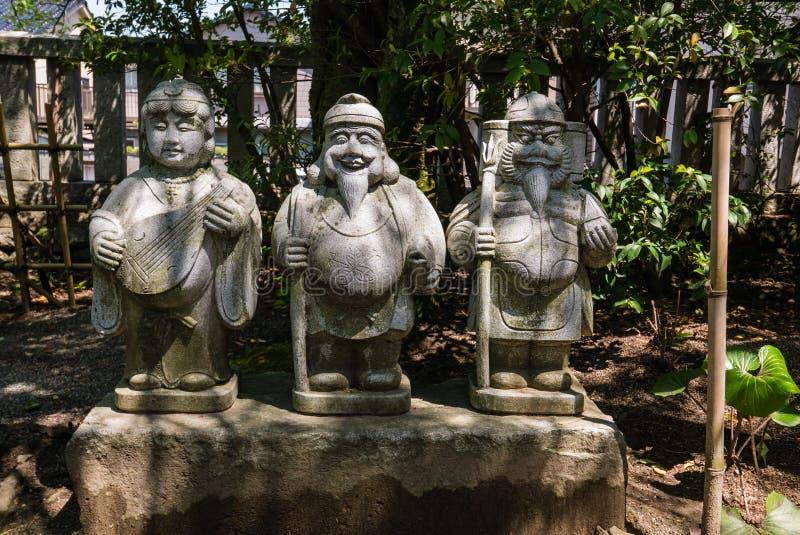Het Heiligdom van Utasujinja royalty-vrije stock foto