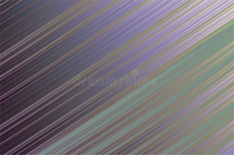 Het heldere gloeiende patroon E. van contrastlijnen. royalty-vrije stock afbeeldingen
