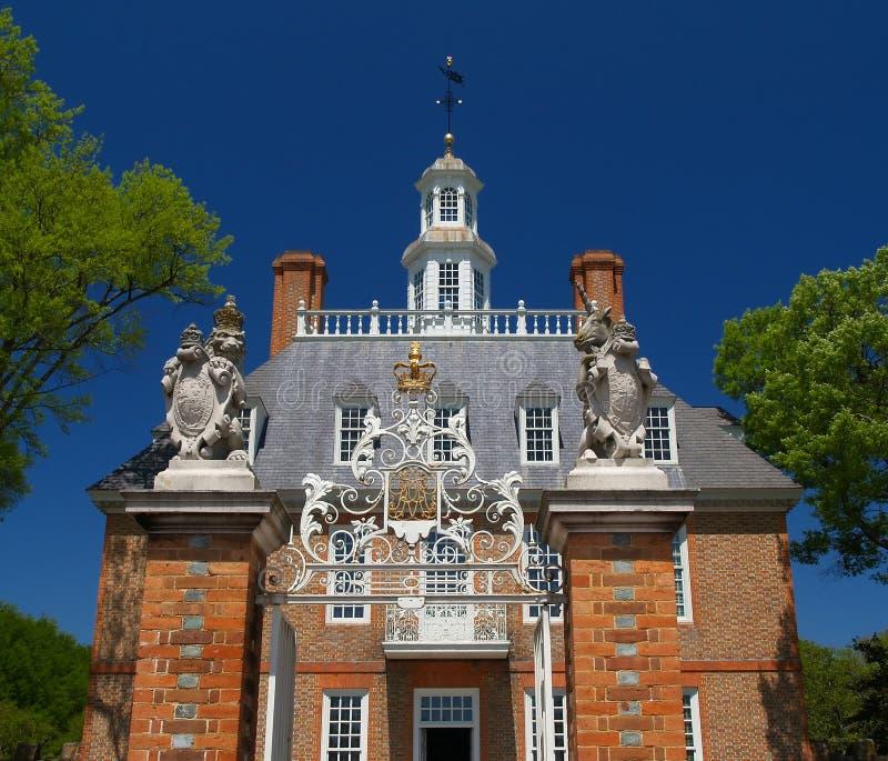 Het herenhuis van de Gouverneur royalty-vrije stock foto