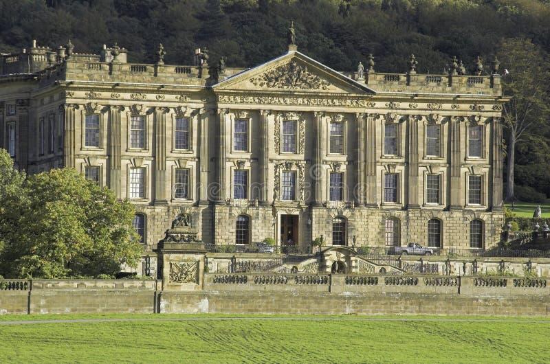 Het herenhuis van het land royalty-vrije stock afbeeldingen