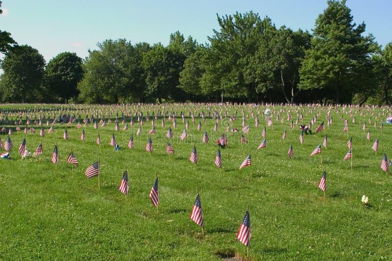 Het herinneren van onze Veteranen stock foto's