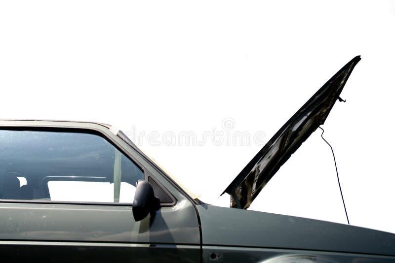 Het herstellen van auto royalty-vrije stock foto
