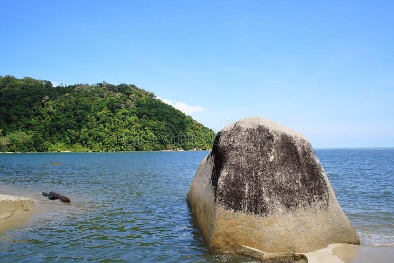 Het het Nationale Park en Strand van Penang royalty-vrije stock fotografie
