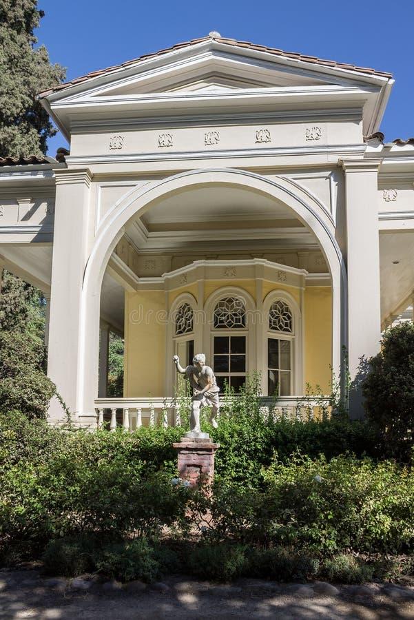 Het historische Huis van de Wijnmakerij royalty-vrije stock afbeeldingen