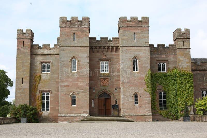 Het historische Sconepaleis in Schotland, Groot-Brittannië royalty-vrije stock afbeelding