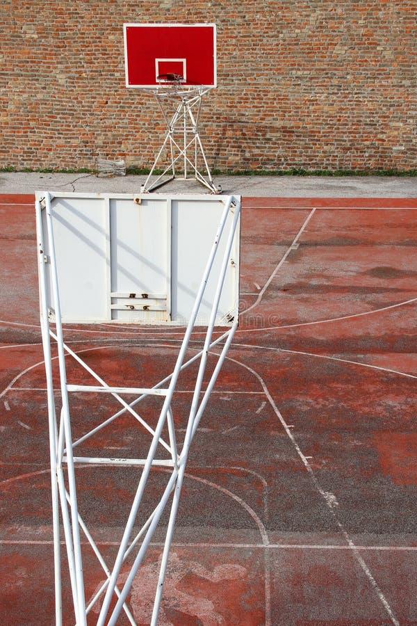 Download Het hof van het basketbal stock afbeelding. Afbeelding bestaande uit competition - 29503825