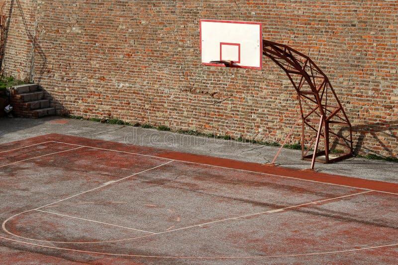 Download Het hof van het basketbal stock foto. Afbeelding bestaande uit competition - 29503854