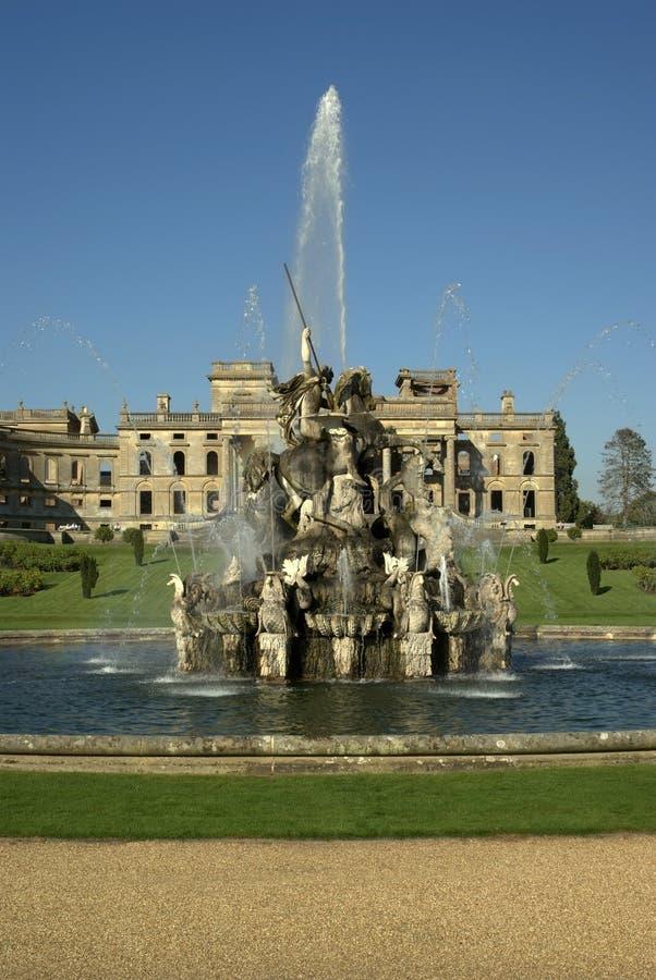 Het Hof van Witley royalty-vrije stock foto