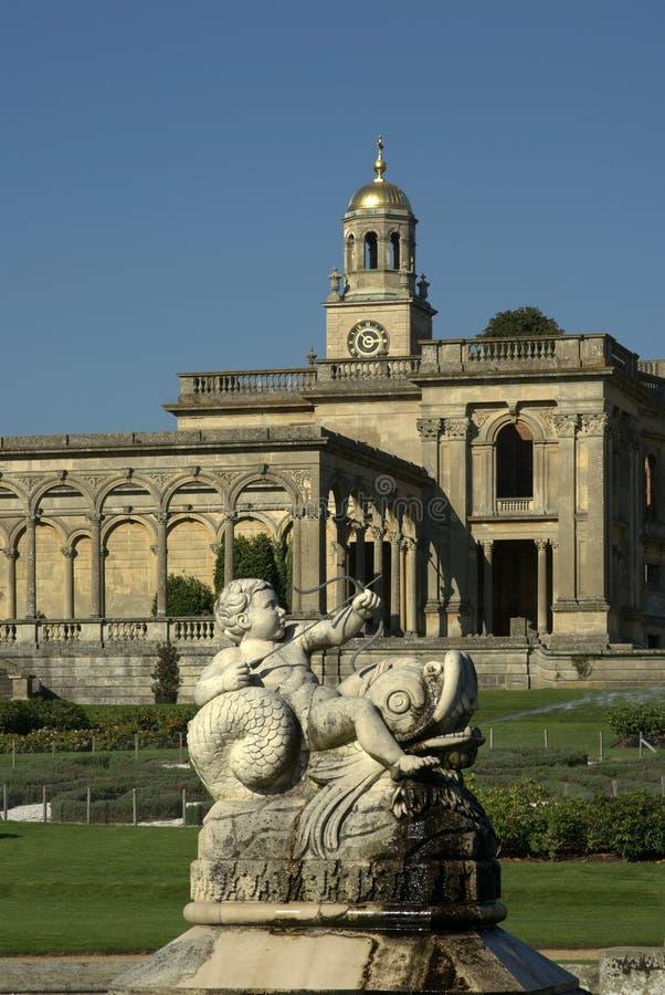 Het Hof van Witley royalty-vrije stock foto's