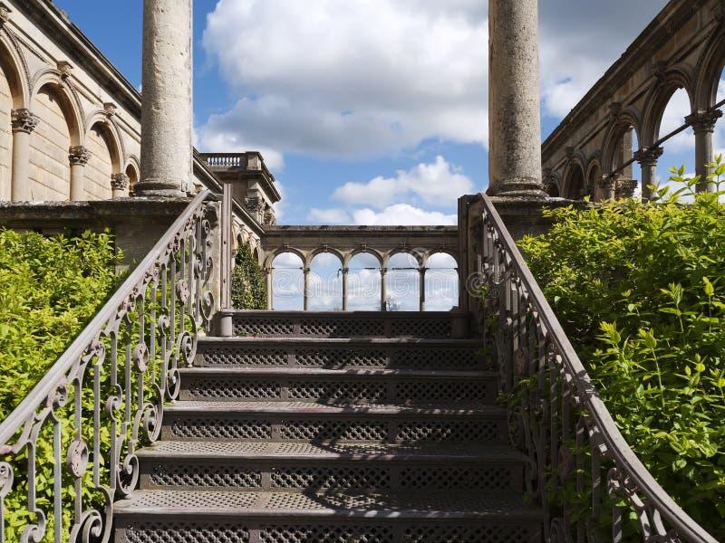 Het Hof van Witley royalty-vrije stock afbeeldingen