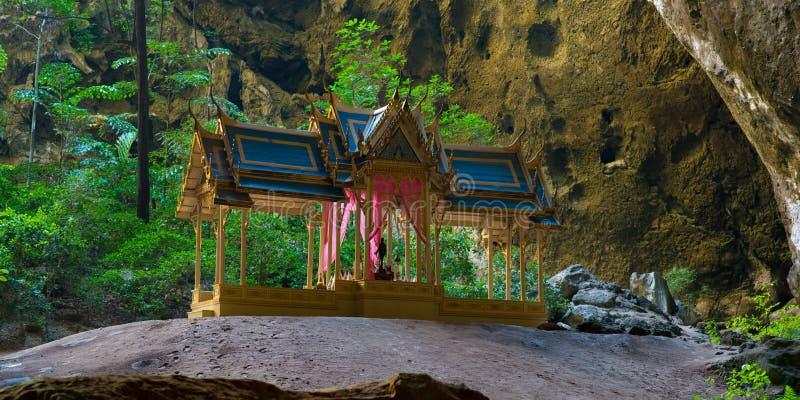 Het Hol van Phrayanakhon royalty-vrije stock foto's