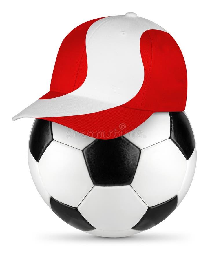 Het honkbal GLB van Peru van de voetbalbal stock foto's